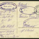 Kanonier Wilhelm Jochens vom 2. Pommerschen Feldartillerie-Regiment 17, item 74