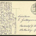 Kanonier Wilhelm Jochens vom 2. Pommerschen Feldartillerie-Regiment 17, item 78