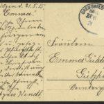 Kanonier Wilhelm Jochens vom 2. Pommerschen Feldartillerie-Regiment 17, item 80