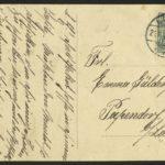 Kanonier Wilhelm Jochens vom 2. Pommerschen Feldartillerie-Regiment 17, item 86