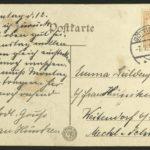 Kanonier Wilhelm Jochens vom 2. Pommerschen Feldartillerie-Regiment 17, item 96