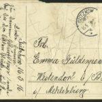 Kanonier Wilhelm Jochens vom 2. Pommerschen Feldartillerie-Regiment 17, item 98