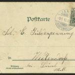 Kanonier Wilhelm Jochens vom 2. Pommerschen Feldartillerie-Regiment 17, item 104