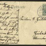 Kanonier Wilhelm Jochens vom 2. Pommerschen Feldartillerie-Regiment 17, item 110