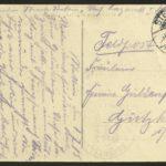 Kanonier Wilhelm Jochens vom 2. Pommerschen Feldartillerie-Regiment 17, item 112