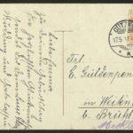 Kanonier Wilhelm Jochens vom 2. Pommerschen Feldartillerie-Regiment 17, item 118