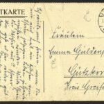 Kanonier Wilhelm Jochens vom 2. Pommerschen Feldartillerie-Regiment 17, item 124