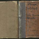 Książeczka żołdowa i przedwojenny paszport żolnierza łączności