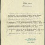 Dokumenty mojego ojca Franciszak Szałacha, item 76