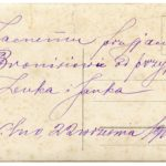 Zdjęcia oraz korespondencja z okresu 1905-1913 ze zdjeciami kobiet, item 8