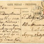 Zdjęcia oraz korespondencja z okresu 1905-1913 ze zdjeciami kobiet, item 18