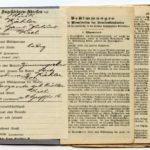 Foto, Militärpass und Kriegstagebuch von Hans Julius Kähler (09.12.1895-19.02.1972)                                , item 3