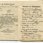 Foto, Militärpass und Kriegstagebuch von Hans Julius Kähler (09.12.1895-19.02.1972)                                , item 4