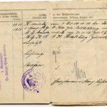 Foto, Militärpass und Kriegstagebuch von Hans Julius Kähler (09.12.1895-19.02.1972)                                , item 7