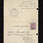 4 Documents du patrouilleur Georges Kaiser, item 1