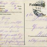 Feldpostkarten von Hans Piper  (1881-1922), item 4