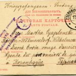Feldpostkarten von Friedrich Wilhelm Nippa