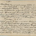 Erinnerungen eines Sanitäters in Tagebuchauszügen und Zeitungsausschnitten, item 3