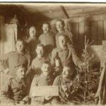 Fotos, Feldpostkarten und eine Urkunde von Gustav Voß