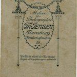 Fotos, Feldpostkarten und eine Urkunde von Gustav Voß, item 17