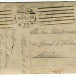 Fotos, Feldpostkarten und eine Urkunde von Gustav Voß, item 25