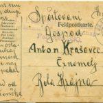 Pozdrav sa Sočanske fronte iz 1915., item 2