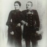 L. Pfeffer i žena Ida