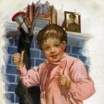 'I'd rather have Daddie than Santa–this Xmas.'