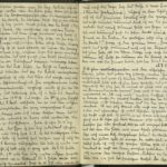 Abschrift der Kriegstagebücher von Sergeant Fritz Apsel, item 10