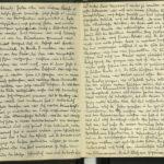 Abschrift der Kriegstagebücher von Sergeant Fritz Apsel, item 14