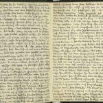 Abschrift der Kriegstagebücher von Sergeant Fritz Apsel, item 15