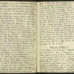 Abschrift der Kriegstagebücher von Sergeant Fritz Apsel, item 25