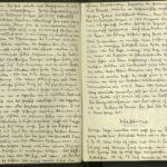 Abschrift der Kriegstagebücher von Sergeant Fritz Apsel, item 26