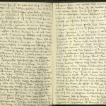 Abschrift der Kriegstagebücher von Sergeant Fritz Apsel, item 27