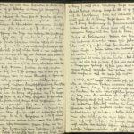 Abschrift der Kriegstagebücher von Sergeant Fritz Apsel, item 28