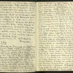 Abschrift der Kriegstagebücher von Sergeant Fritz Apsel, item 30