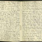 Abschrift der Kriegstagebücher von Sergeant Fritz Apsel, item 36