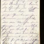 2. Kriegstagebuch von Sergeant Fritz Apsel, item 59