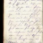 2. Kriegstagebuch von Sergeant Fritz Apsel, item 68