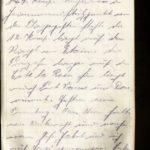 2. Kriegstagebuch von Sergeant Fritz Apsel, item 91