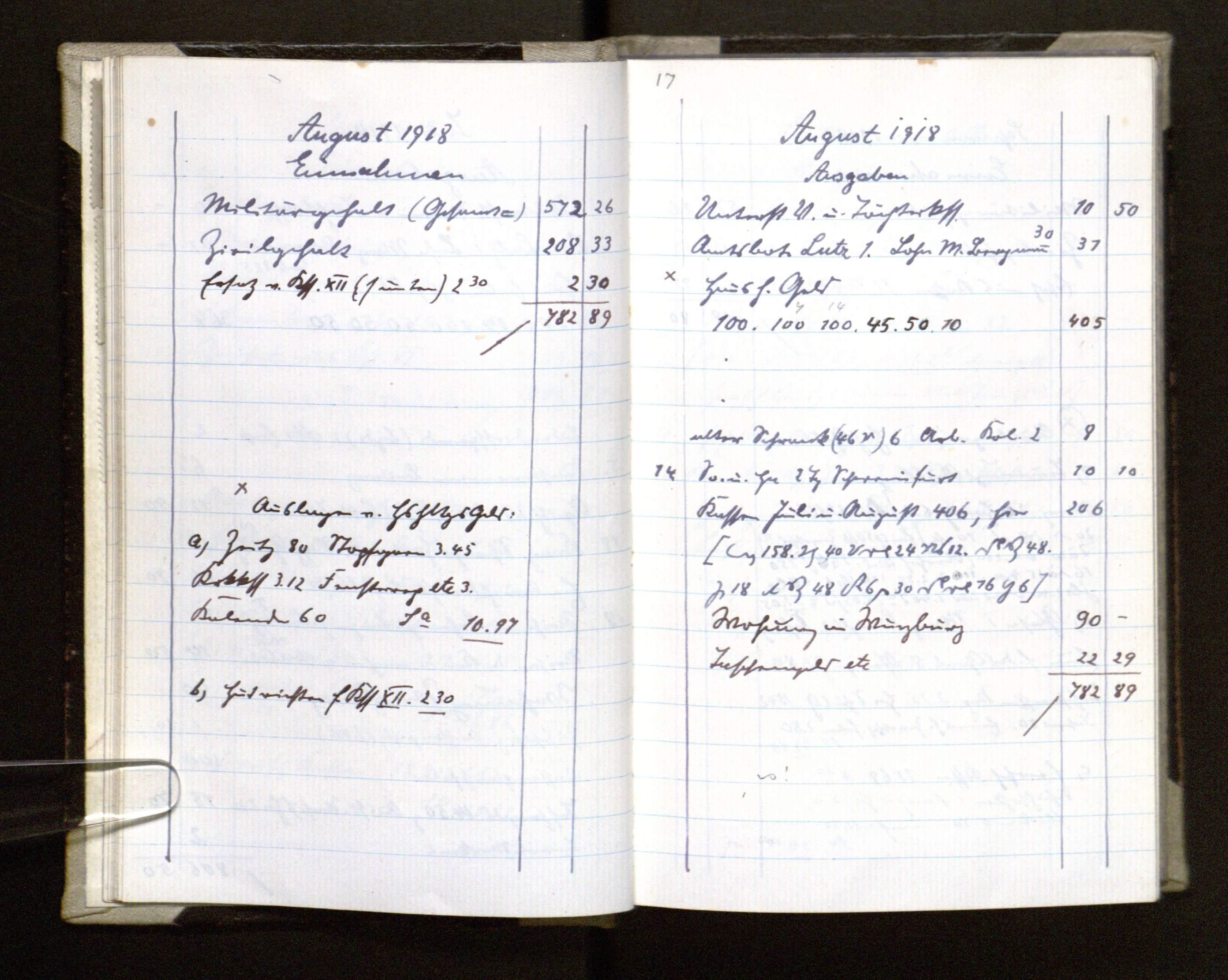 2 wirtschaftsbuch 1918 1924 von gustav braune 1870 1954 transcription 1betcityfo Choice Image