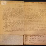 A Soldier's Diary from the Western Front, item 2