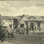 Ing. Ernst Kleiber, 1915, Kriegsgefangenschaft in Turkestan