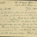 Ing. Ernst Kleiber, 1916, Kriegsgefangenschaft in Turkestan, item 61
