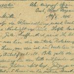 Ing. Ernst Kleiber, 1916, Kriegsgefangenschaft in Turkestan, item 65
