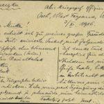Ing. Ernst Kleiber, 1916, Kriegsgefangenschaft in Turkestan, item 69