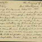 Ing. Ernst Kleiber, 1916, Kriegsgefangenschaft in Turkestan, item 71