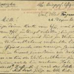 Ing. Ernst Kleiber, 1916, Kriegsgefangenschaft in Turkestan, item 81