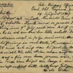 Ing. Ernst Kleiber, 1917, Kriegsgefangenschaft in Turkestan, item 29