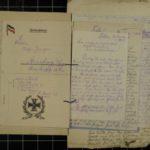 Liebesbriefe zwischen Fritz Kreisel und Trudel Joseger, item 51